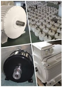 Ffl-30kw/150rpm/AC400Vの永久マグネット交流発電機(PMG/PMA/Hydro)
