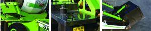 2.6 A capacidade do medidor de cubos Betoneira máquina automática para a Indústria da Construção