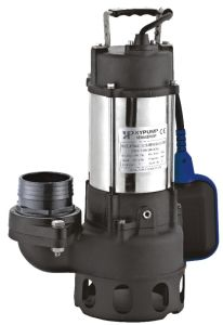 잠수할 수 있는 Sewage Pump 750W 1HP New Design