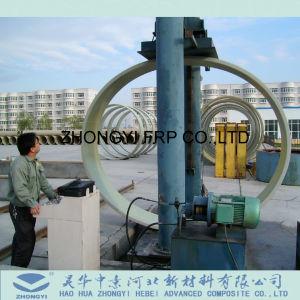 Agua//químico el suministro de aceite de FRP GRP tubo de fibra de vidrio.