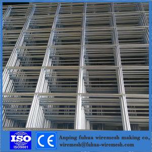 Treillis soudés en acier galvanisé pour la Construction de panneau