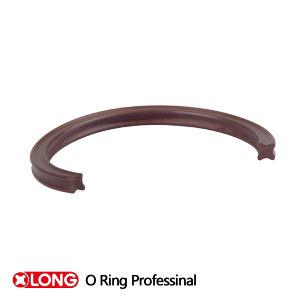 A elasticidade de alta qualidade anel Quad Viton de Borracha