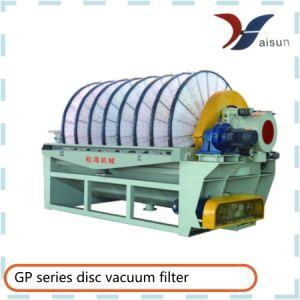 Gp-10 серии диск вакуумный фильтр