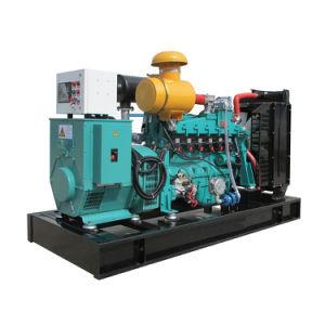 電気開始のBiogasエンジンの発電機