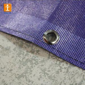 Sunproof или водонепроницаемой цифровой печати устройства обвязки сеткой Mesh Сетчатый баннер (TJ-OB001)