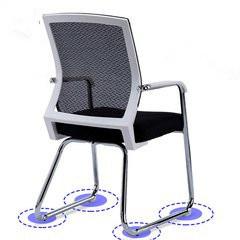 Fabricante de cuero de pu coj n de silla ergon mica de for Cojin silla oficina
