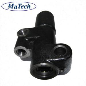 Custom Precision fundição em areia de ferro cinzento peças de Agricultura da Válvula Hidráulica