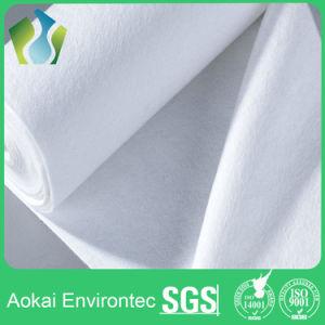 De PTFE Temperatura alta de tejido del filtro de polvo