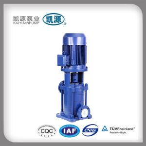 Dl Multiestágio Vertical eficiente da Bomba de Pressão da Água