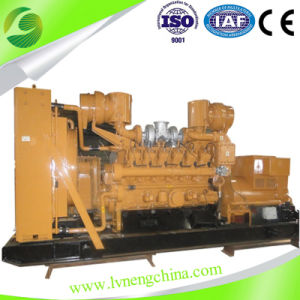 Generador eléctrico silencioso insonoro del gas natural 500kw del CE