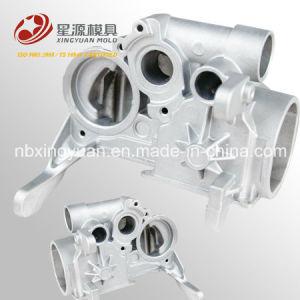 Exportador chino hábil fabricación de aluminio procesado finamente morir Casting-Transmission Automotriz