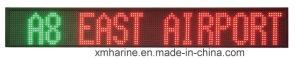 Des Auto-Zubehör-Auto-/Bus-LED elektronische Anzeige