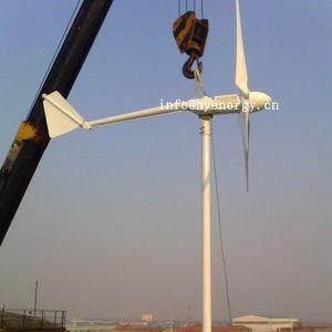1kw Wind turbine/génératrice éolienne horizontale/micro générateur de puissance électrique