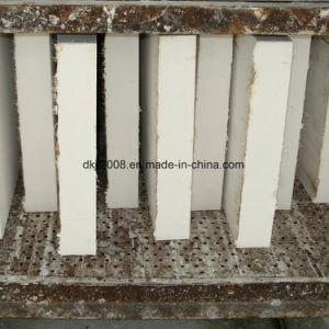Coperchio industriale del tubo del silicato del calcio dell'isolamento per il tubo di vapore