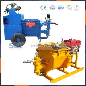 Высокое качество цемента гидравлического насоса/минометные мины с низким уровнем шума насоса