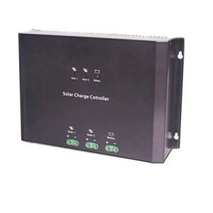 100A de alta eficiencia de Energía Solar con LED para controlador de carga solar