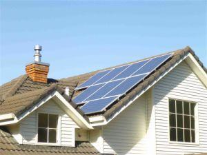 Heißer Verkaufs-Sonnenkollektor-photo-voltaisches SolarStromnetz