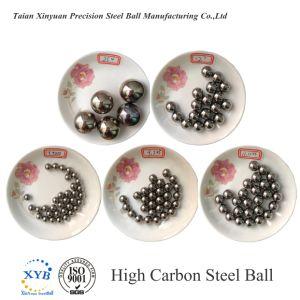 12.7mm 58-63 bolas de acero de bajo carbono AISI1010 1015 P195 P235 C15A