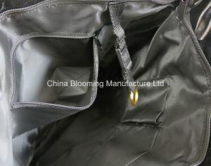 Senhora moda PU Ombro Messenger Saco de bolsas de Compras