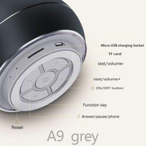 Портативный Speakers-Amazon Lenrue Bluetooth беспроводная мини-поставщика для использования вне помещений аккумулятор динамиков со светодиодной подсветкой, встроенной-Mic, Hands Free вызов, Aux, TF карты
