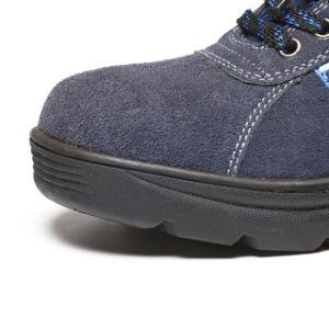 Peso ligero Zapatos de seguridad para trabajadores en construcción