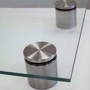 De verschillende Spijker van de Spiegel van de Reclame van het Roestvrij staal van de Grootte Decoratieve