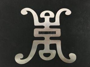 máquina de corte láser de fibra de tornillo de precisión de acero al silicio