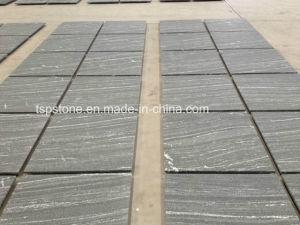 Brasil Via Lactea laje de granito preto para o Project