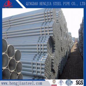 Tubo d'acciaio pre galvanizzato per l'armatura e la costruzione/tubo d'acciaio galvanizzato