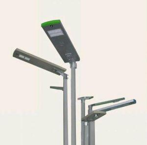 高性能の高品質統合された太陽LEDの街灯60W