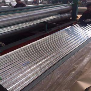 Vorgestrichen Roofing Blatt galvanisiertes gewölbtes Stahldach-Blatt
