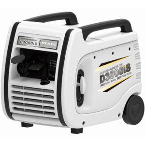 Alta qualità variabile del generatore della benzina di frequenza