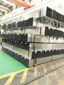 Formato differente saldato 100mm di ASTM A53 del tubo galvanizzato