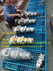 Pompa a ingranaggi idraulica del caricatore Wd600-1 della rotella del fornitore delle pompe a ingranaggi di KOMATSU 705-58-46050