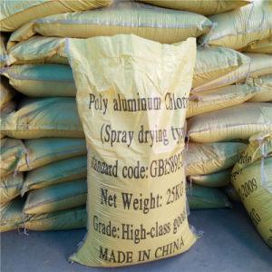 Wit die Chloride 28~32% van het Poly-aluminium van het Poeder PAC/in het Water van de Binnenlandse Riolering/van het Industrieafval wordt gebruikt