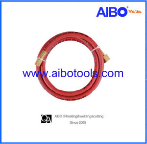 糸(HP-020が付いているゴム製ガスのホース