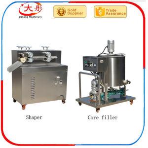 Замятие бумаги Core заполнение закуски обработки продуктов питания машины