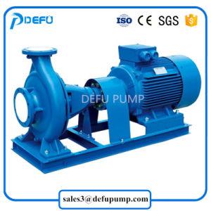 Singole pompe ad acqua centrifughe del motore elettrico di aspirazione di rendimento elevato