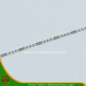 kettingen de Van uitstekende kwaliteit van de Bal van de Legering van het Zink van 1.5mm (HASLE160016)