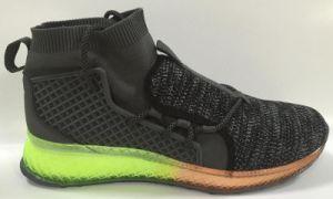Respirar la parte superior de los hombres de corte alto Casual zapatos cómodos