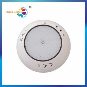 CE RoHS Approved 24watt LED Resin Wall Mount Underwater Pool Light (Factory)