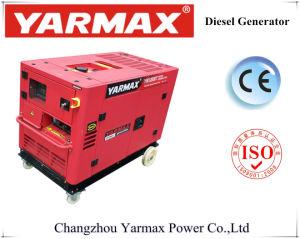 50Гц три этапа 10квт с водяным охлаждением дизельных генераторных установках
