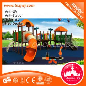 Apparatuur van de Speelplaats van de Dia's van de Speelplaats van Guangzhou de Openlucht voor Verkoop