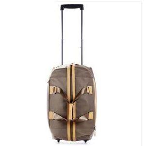 Кожаные нейлоновые разработчик мода для рекламных поездок багажного отделения дамской сумочке брелоки Trolley сумка для поощрения/Школы/поездки