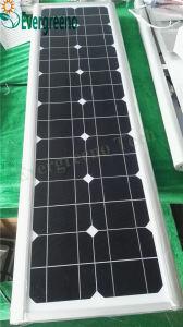 1台の統合された太陽街灯のすべて