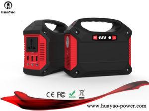 USB solare portatile dello ione del litio di conservazione dell'energia dell'alimentazione elettrica del generatore 150wh