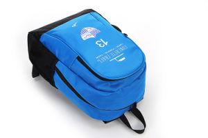 Cheiro de desporto personalizados prova Backpack Ginásio Bag Mochila Escolar de moda