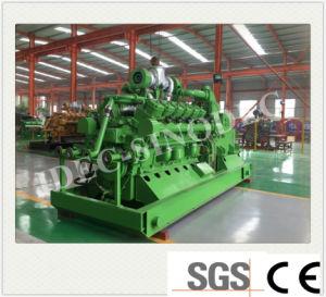 공장은 큰 힘 물에 의하여 냉각된 천연 가스 발전기 세트 130kw를 공급했다