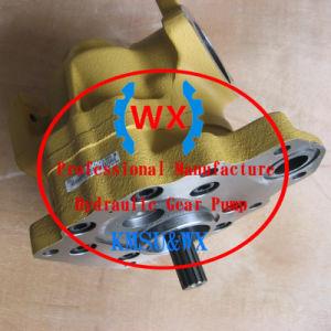 198-49-34100 Bomba de engranaje hidráulica para bulldozer D375A-6R/D475A-3
