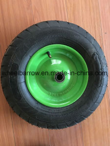 농업 공구 경쟁가격을%s 가진 최신 판매 외바퀴 손수레 타이어 4.00-8